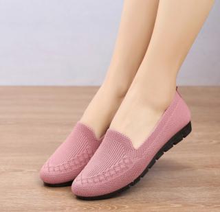 Giày vải Thái Lan - Giày Nữ đế bằng - Giày xinh thumbnail