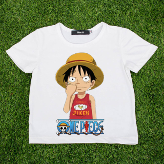 Áo Thun One Piece Luffy Trẻ Em thumbnail