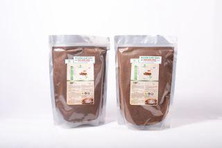 BỘT CÀ PHÊ HỮU CƠ SÚC RỬA ĐẠI TRÀNG MẸ KEN 500gr - Coffee enema - Coffee enema Detox có tác dụng làm đẹp da, thải độc đại tràng, làm săn chắc thành đại tràng - Mẹ Ken thumbnail