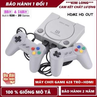 Máy Chơi Game 4 Nút co CÔ NG HDMI 628 Game + 20 trò ps1, máy chơi gamer cầm tay, máy chơi gane, máy chơi gamer 4 nút , máy chơi gamer điện tử , máy chơi gamer, máy chơi gane ps4 thumbnail