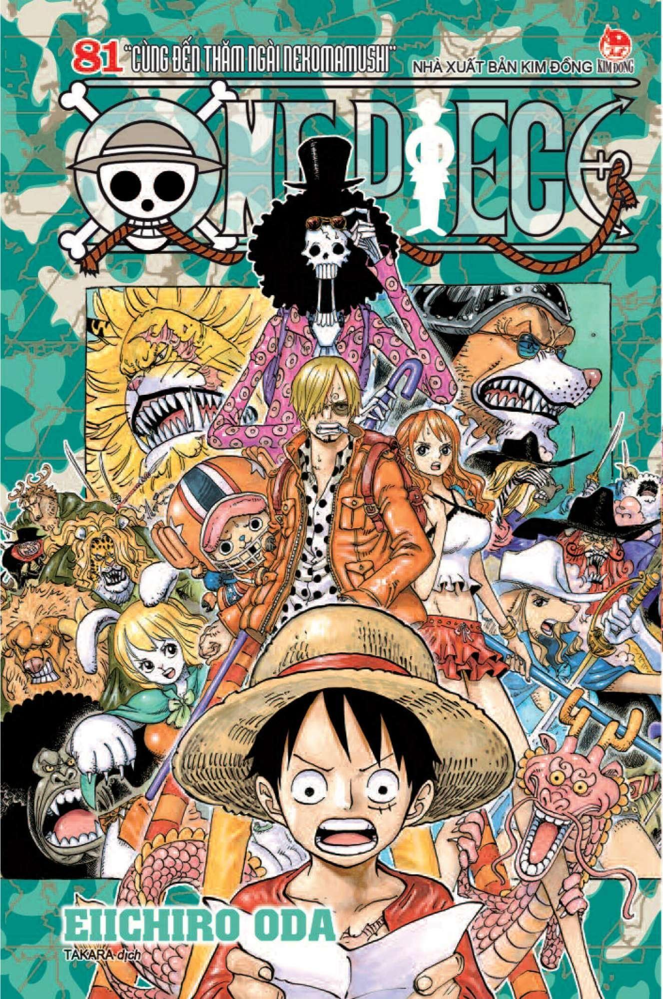 Bộ Truyện Tranh One Piece - Đảo Hải Tặc - 91 Tập Duy Nhất Khuyến Mại Hôm Nay