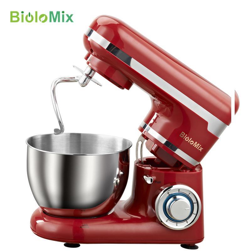 Máy đánh trứng, trộn bột BioloMix 1200W dung tích 4 lít