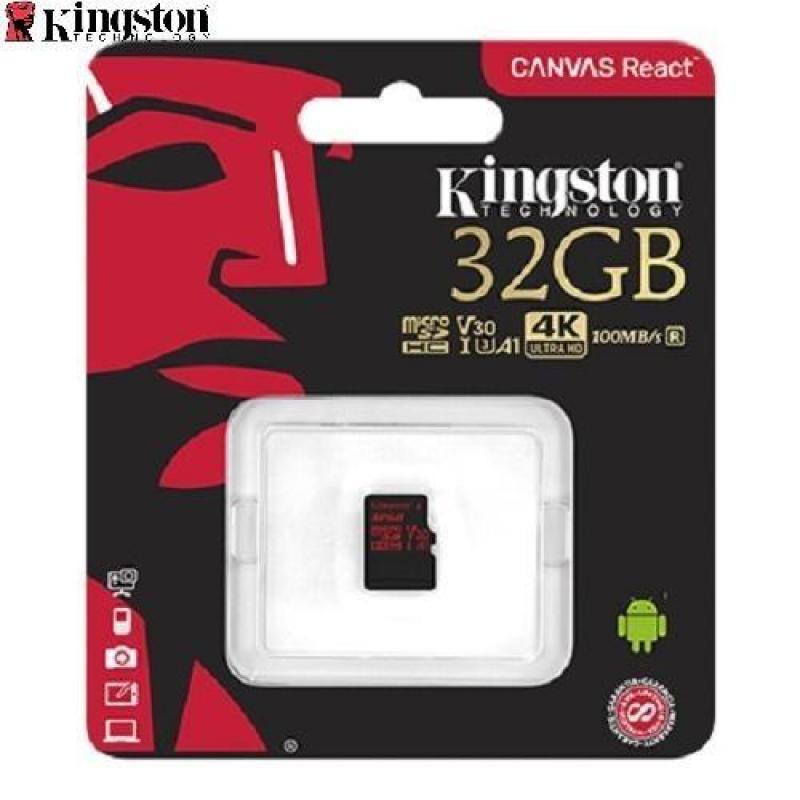 Thẻ nhớ Kingston 32GB microSDXC Canvas Go không áo - SDCG2/32GBSP