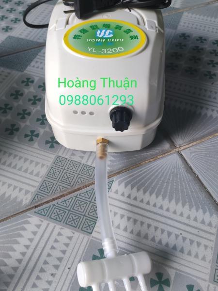 Sục oxy Tích điện yl 3200 20w dùng trên 7 tiếng