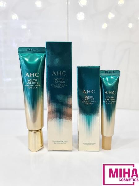 [HCM]Kem Dưỡng Mắt AHC Real Eye Cream For Face Hàn Quốc