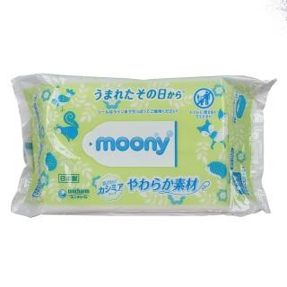 Combo 4 gói khăn ướt Moony 80 tờ (nội địa Nhật Bản) thumbnail
