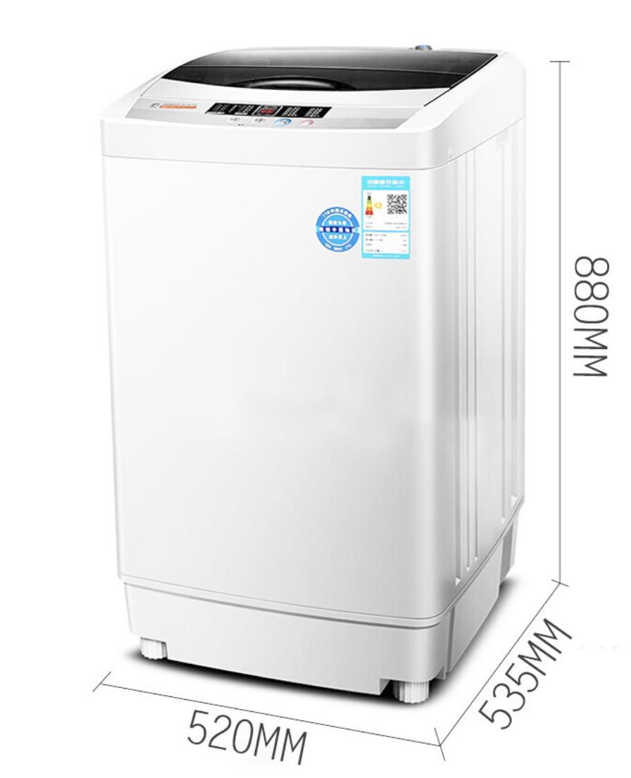 Máy Giặt Cửa Trên PHTLBIS XPB7.5-1180 (8Kg) (Xám nhạt)