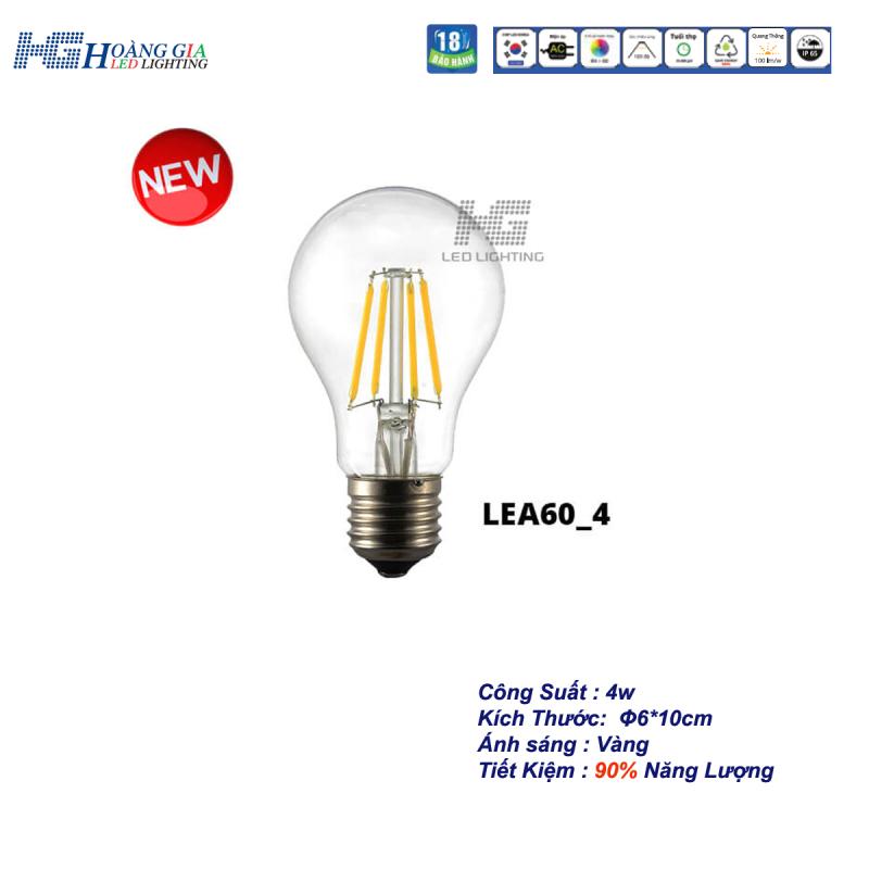 Đèn LED Trang Trí Edison A60 4W
