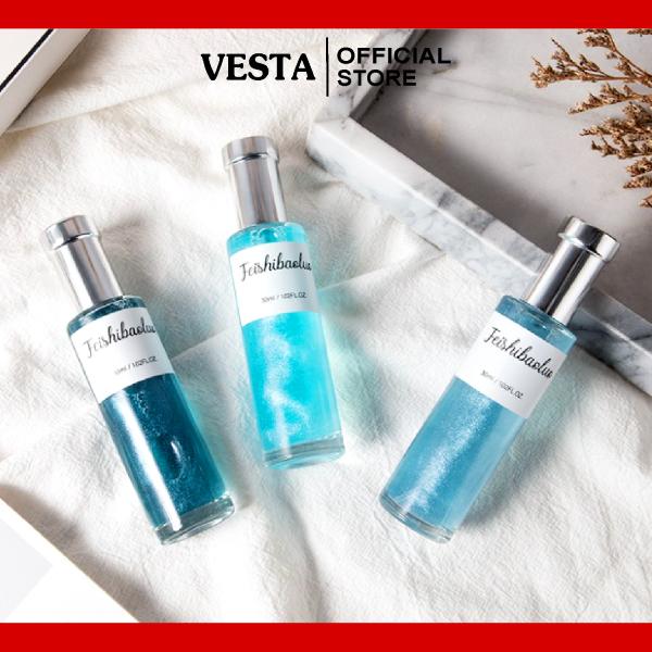 Nước Hoa 💕𝑭𝒓𝒆𝒆𝒔𝒉𝒊𝒑💕 Nước Hoa Nữ - Xịt Thơm Body Toàn Thân Feishibaoluo Perfume 30ML nhập khẩu