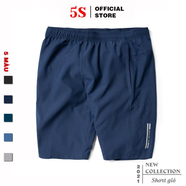 Nơi bán Quần Đùi Nam 5S (5 màu), Chất Liệu Co Giãn Tốt, Lưng Chun Thoải Mái, Dáng Thể Thao (QSG21050-01)