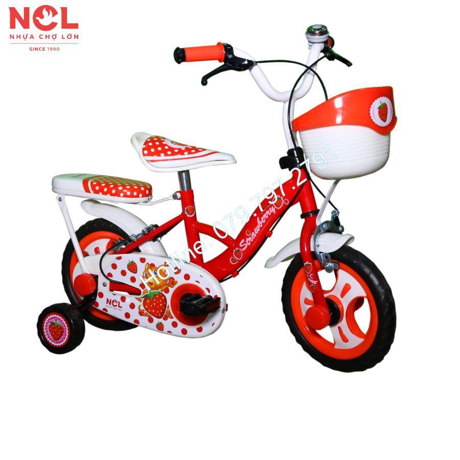Mua Xe đạp trẻ em Nhựa Chợ Lớn 14 inch K101 - M1775-X2B