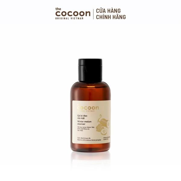 Gel bí đao rửa mặt Cocoon 140ml giá rẻ