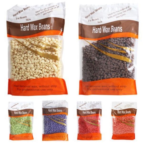 [FLASH SALE] Sáp Wax Lông Nóng Hard Wax Bean - 100gram (Tặng Kèm Que Wax Sticks) cao cấp