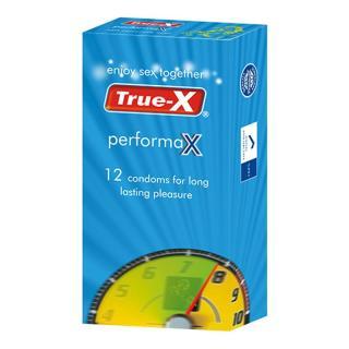 Bao cao su True-X PerformaX- Extra time kéo dài thời gian hộp 12 cái thumbnail