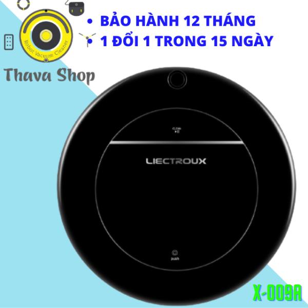 #Thava [ SỈ VÀ LẺ ] Robot Hút Bụi Lau Nhà Tự Động Liectroux 1-X009A