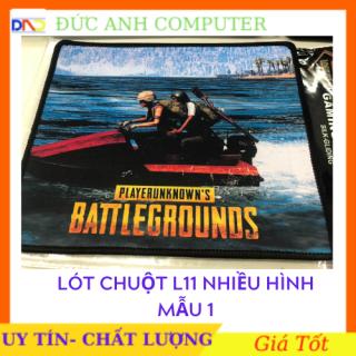 Miếng lót chuột Logilily L11 - Loại Mousepad Speed (Đen)- Được Chọn Hình thumbnail