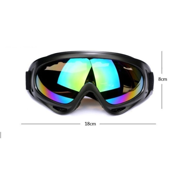 Kính UV X400 Dùng Cho Mũ Bảo Hiểm 1/2 và 3/4 Chống Tia UV, Gió Bụi Đi Phượt