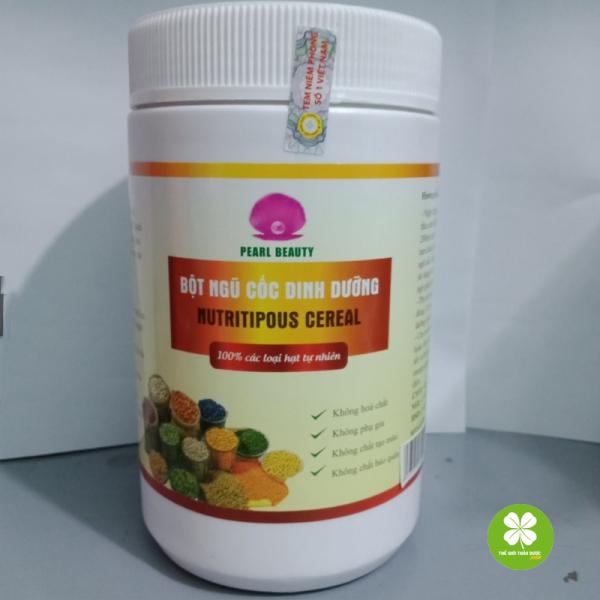 500gram bột ngũ cốc dinh dưỡng  14 loại hạt có giấy chứng nhận ATTP TD933 cao cấp