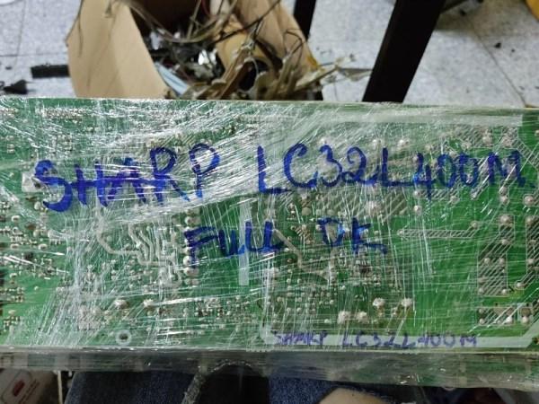 Bảng giá LC32L400M - FULL BO KHIỂN + BO NGUỒN