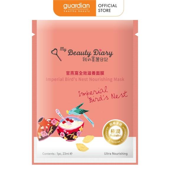 Mặt nạ tổ yến đỏ dưỡng ẩm My Beauty Dairy 23ml giá rẻ