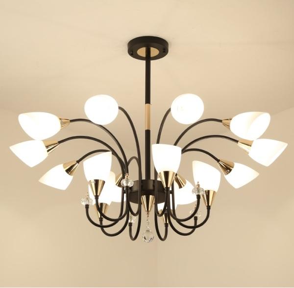 Đèn chùm cao cấp ORIANA phong cách hiện đại trang trí nội thất