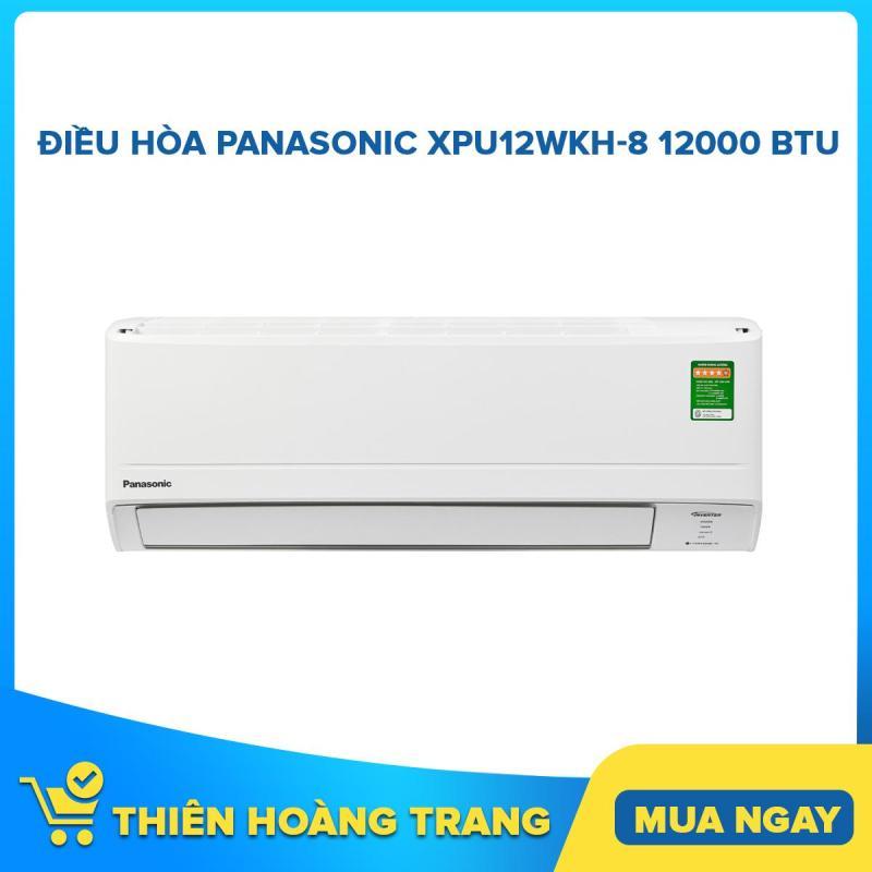 Bảng giá Máy lạnh Panasonic 1.5 HP XPU12WKH-8