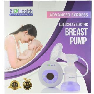 Máy hút sữa điện đơn Biohealthy ( MÁY HÚT SỮA 1 BÌNH ) thumbnail