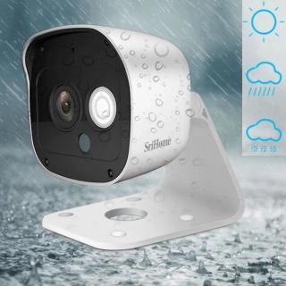 [HÀNG CHÍNH HÃNG] Camera Wifi Ngoài trời chống nước 3.0Mpx Srihome SH029 1296p- Hình ảnh Full HD siêu nét, wifi siêu khỏe thumbnail