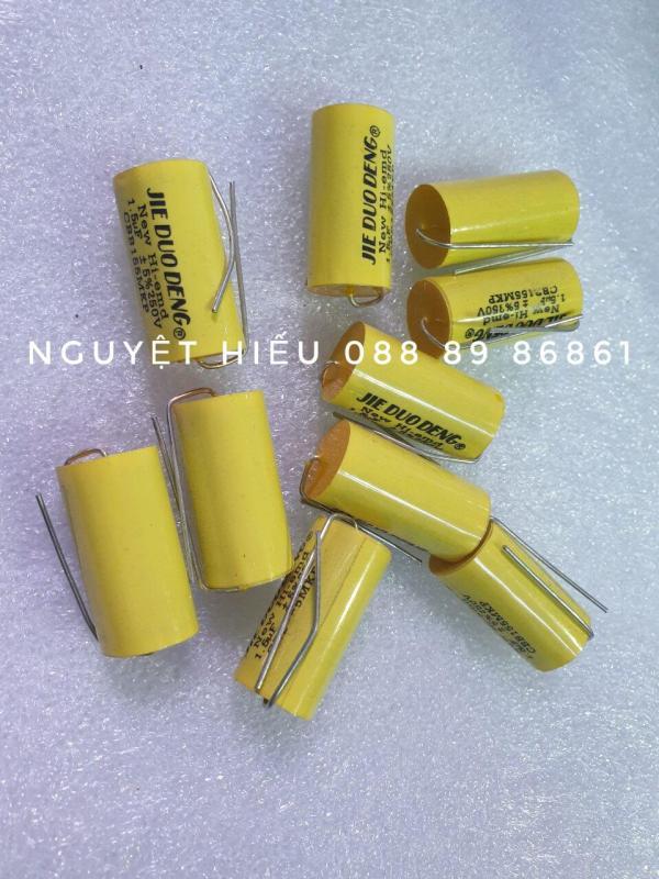 5 con tụ lọc phân tần loa 1.5uF-250V