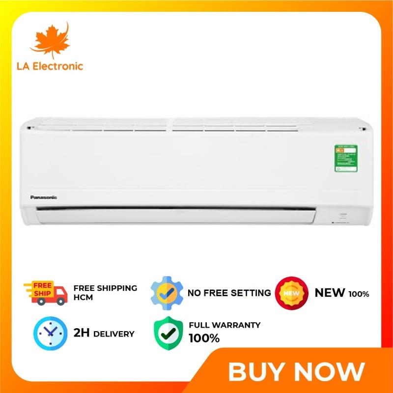 Bảng giá Trả Góp 0% - Máy lạnh Panasonic 1 HP CU/CS-N9WKH-8 - Miễn phí vận chuyển HCM