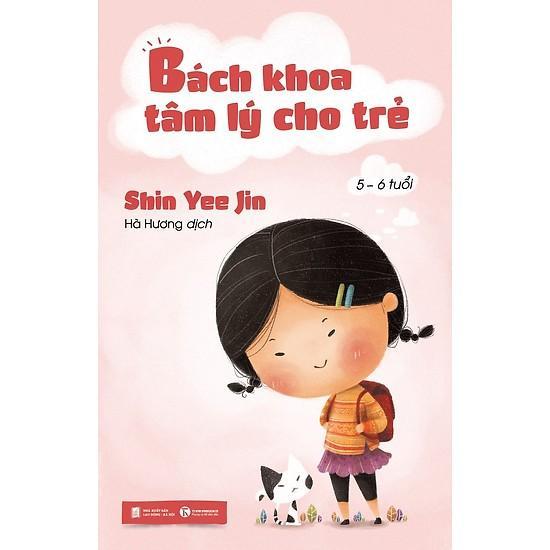 Mua Combo Sách Bách khoa tâm lý cho trẻ ( bộ 3 cuốn)
