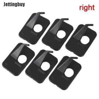 Jettingbuy 6 Cái Giá Đỡ Cung Tái Phát Tay Phải Trái 3X2X1Cm Màu Đen thumbnail