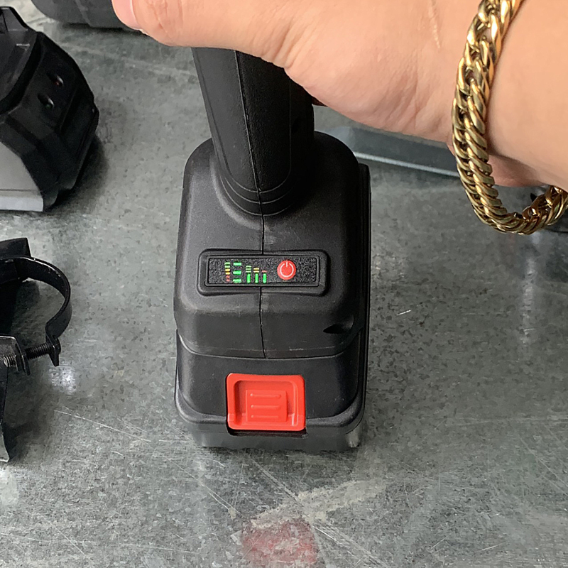 Máy Mài Pin HITACHI 88V [ FULL BOX + BH 6 Tháng ] - 2 PIN và 1 SẠC - Không chổi than - Pin 10cell