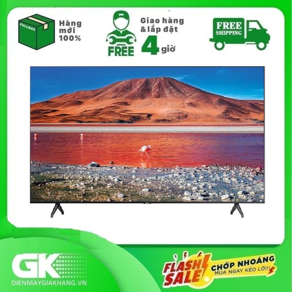Bảng giá [GIAO HÀNG 2 - 15 NGÀY, TRỄ NHẤT 30.09] Smart Tivi 4K Samsung 75 inch 75TU7000 Crystal UHD