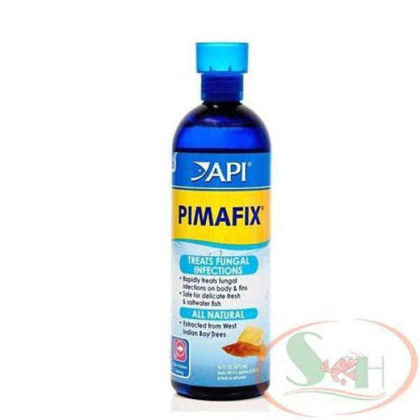 Dung Dịch Diệt Nấm Cá Tép API Pimafix - Chai 473 ml