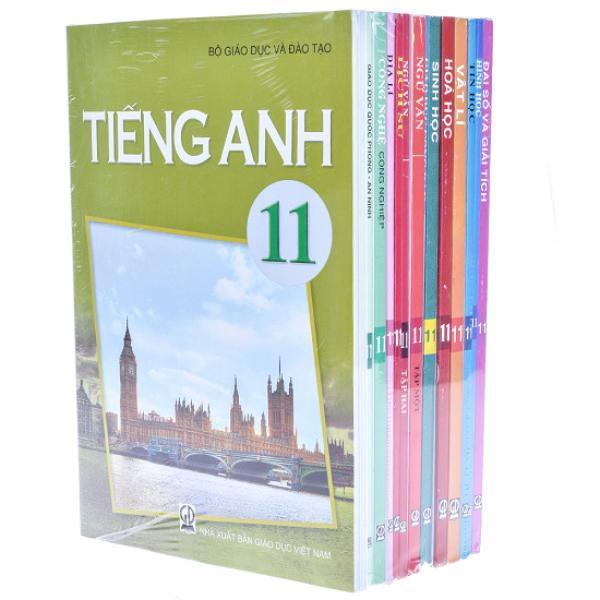 Mua Bộ Sách Giáo Khoa Bài Học Lớp 11 (Ban Chuẩn) (14 Quyển) - 2003220000230