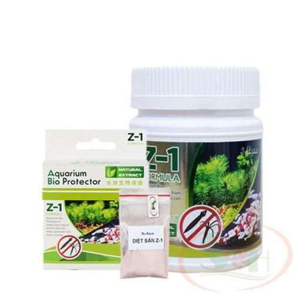 Thuốc Diệt Sán SL-Aqua Z-1 Aquarium Bio Protector