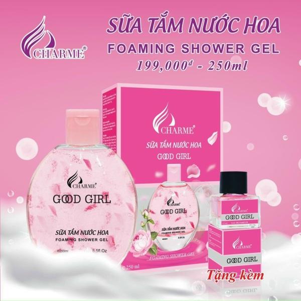 Sữa Tắm Hương Nước Hoa Good Girl 250ml + nước hoa