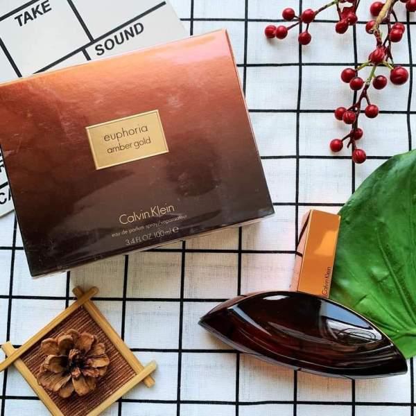 Calvin Klien - Euphoria Amber Gold EDP