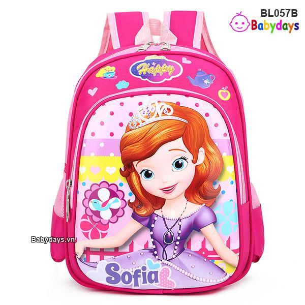 Giá bán Balo công chúa Sofia cho bé BL057B