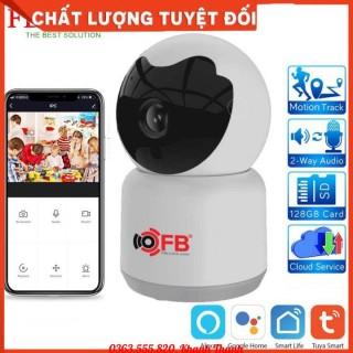 Camera IP Wifi Robo FB-Link TY302 3.0M (Phần mềm Tuya, Quay theo chuyển động, Đàm thoại 2 chiều) - Bảo hành 12 tháng thumbnail