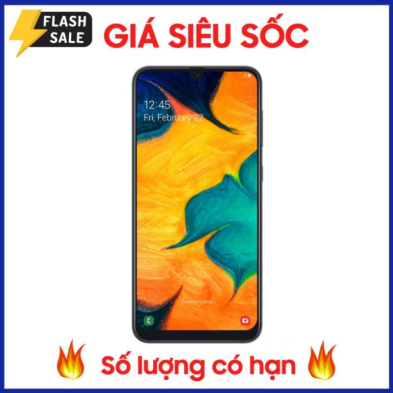 Điện thoại Samsung Galaxy A30 - Hãng phân phối chính thức