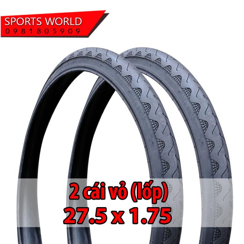 Phân phối 2 cái Vỏ xe đạp, lốp xe đạp 27.5 x 1.75 S-601 DELI-TIRE ( INDONESIA )
