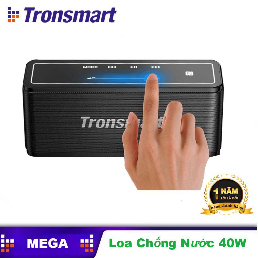 Loa Bluetooth Tronsmart Element Mega, công suất 40w, âm thanh cực lớn TWS chức năng kết nối hai loa cùng loại