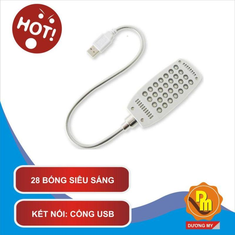 Bảng giá Đèn Laptop 28 Bóng Dùng USB Siêu Sáng - Dương My Phong Vũ