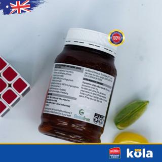 Viên uống bổ xương khớp Úc Blackmores Glucosamine Sulfate 1500mg One-A-Day 180 viên thumbnail