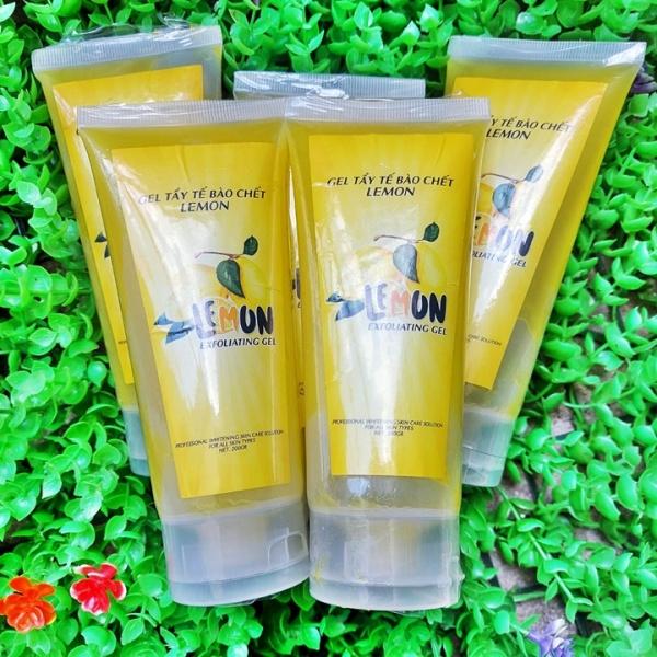 Gel Tẩy Tế Bào Toàn Thân Lemon 200g – GV324 nhập khẩu