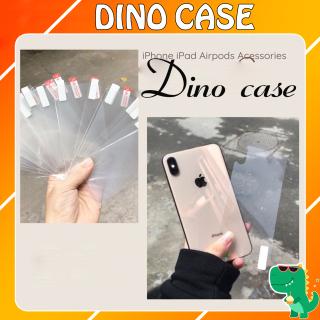 Dán Iphone Mặt Sau HD Trong Suốt cho iphone 6 6plus 6splus 7 7plus 8 8plus x xs 11 12 pro max plus thumbnail