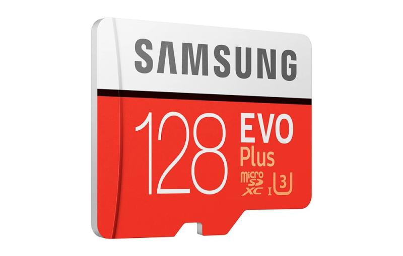 [Giá Rẻ Nhất]  Thẻ nhớ MicroSDXC Samsung Evo Plus 128GB UHS-I U3 4K 100MB/s kèm Adapter