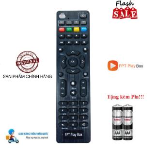 Remote Điều khiển đầu thu FPT Play Box- Hàng chính hãng mới Tặng kèm Pin thumbnail